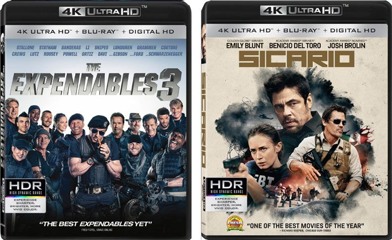 ultra hd bluray prices revealed as first discs go on sale