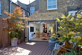 terraced house extension