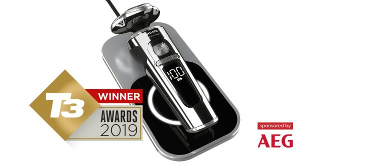 T3 Awards 2019: Best electric shaver: Philips Series 9000 Prestige