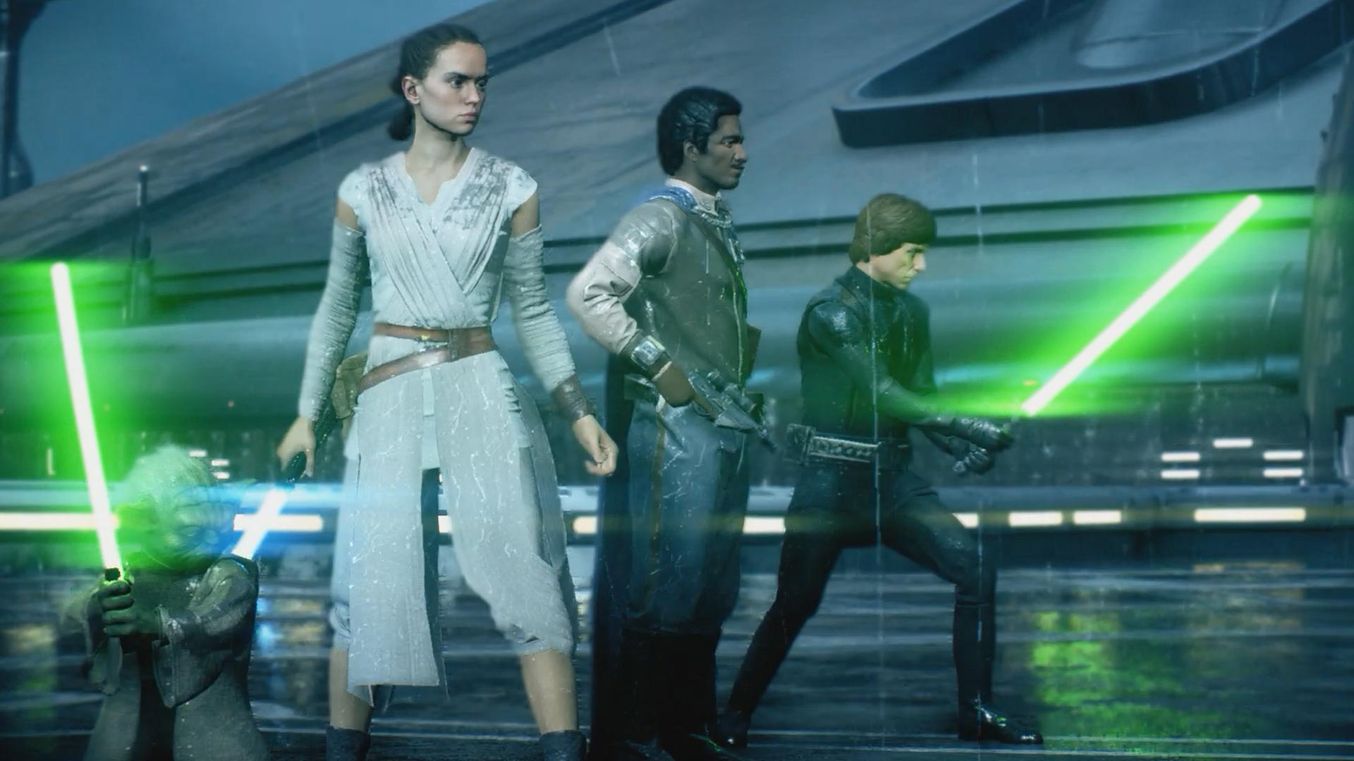 Star Wars Battlefront 2 Hero Guide And Best Hero Star Card Builds Gamesradar