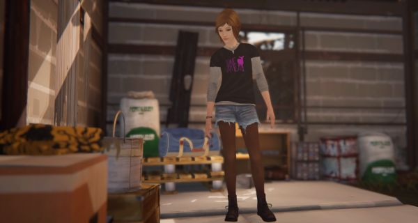 Chloe Life is Strange: Before the Storm