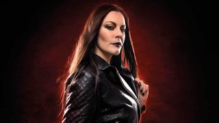 a portrait of Floor Jansen