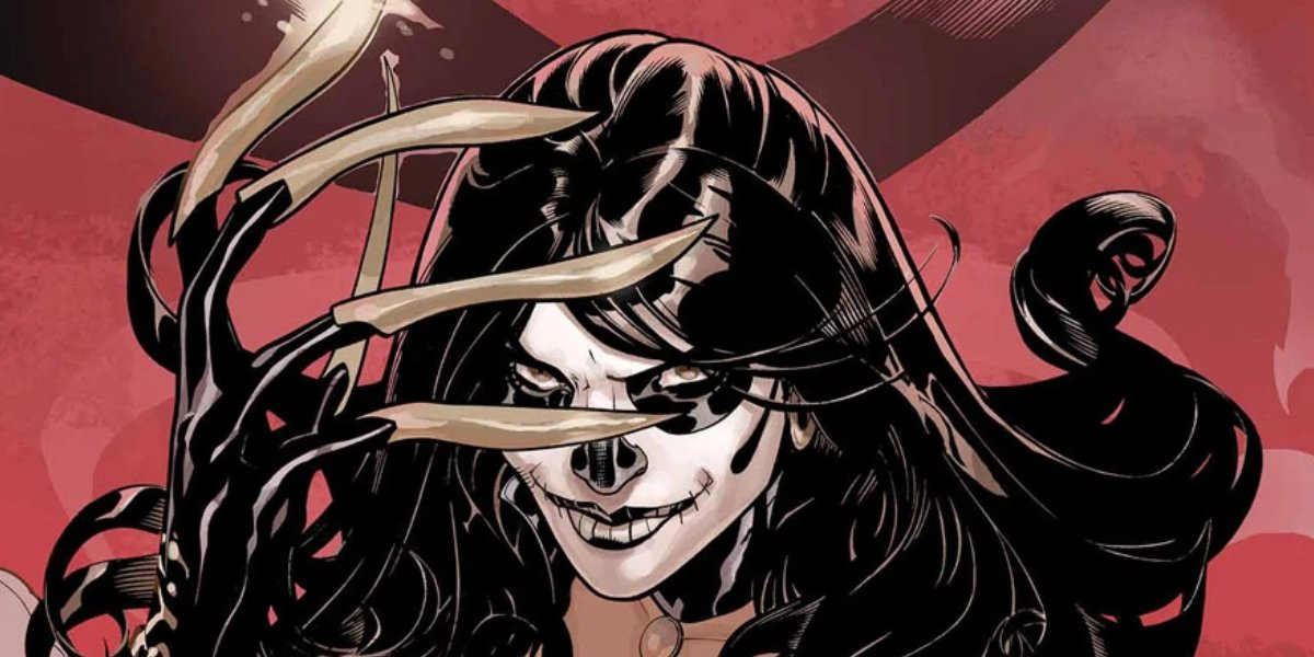 Ana Cortes is Lady Deathstrike