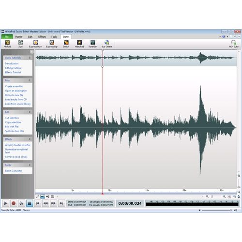 WavePad Audio Editing Software Review - Pros and Cons | Top