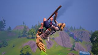fortnite witch broom location