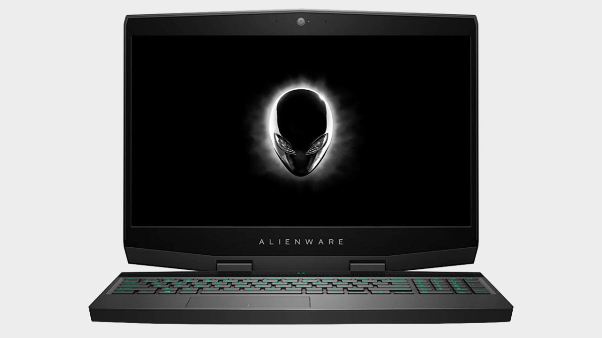 Get Alienware's M17 gaming laptop for (almost) its lowest ever price