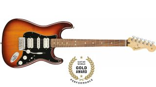 review fender player stratocaster hsh guitarworld  fender modern player stratocaster hsh