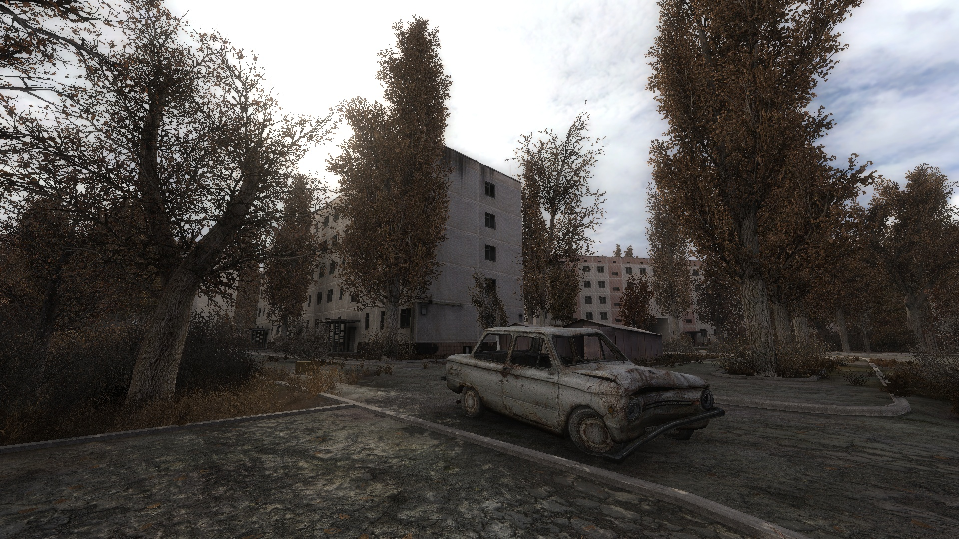 This Stalker visual overhaul mod is gorgeous and terrifying