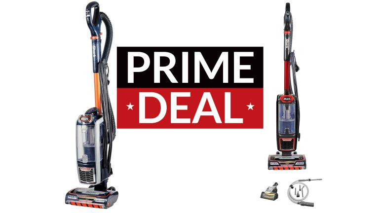 Best Shark vacuum cleaners Amazon Prime Day deals