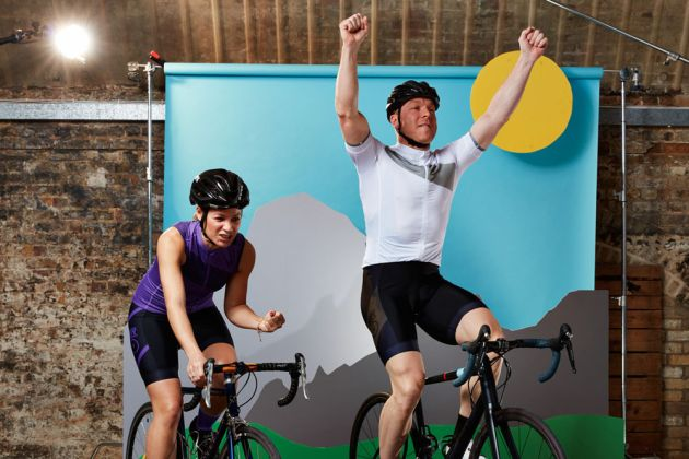 Hoy Vulpine launches new spring summer collection with Chris Hoy in a truly  bizarre photoshoot 8e04d18d4