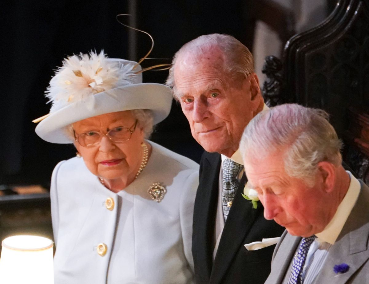 This is the key fundamental difference between the Queen and Prince Philip