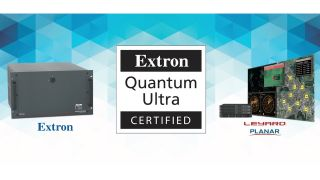 Extron is working with industry-leading display manufacturers to guarantee consistent, stable presentation of source content when using professional displays with the Quantum Ultra 4K Video Wall Processor.