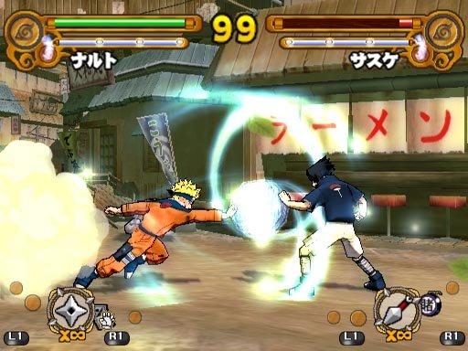 Namco Announces Naruto: Ultimate Ninja 3 #451