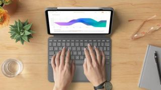 Logitech Combo Touch for iPad Pro