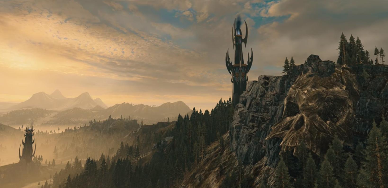 Total War Warhammer 2 Trailer Reveals The New World S Gorgeous