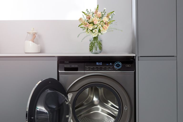 washing machine offer: Haier and Bloom & Wild partnership
