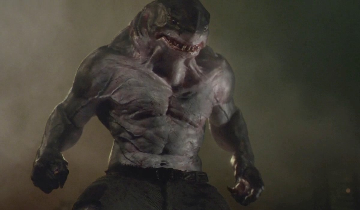King Shark in The Flash series