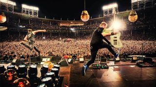 Pearl Jam at Wrigley Field, Chicago, 2013