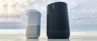 Sonos Move vs. Bose Portable Home Speaker