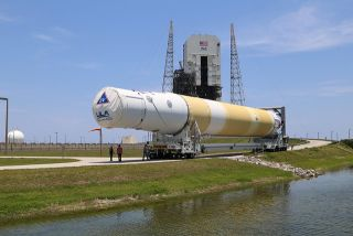 A Last-of-Its-Kind Rocket Will Launch a GPS Satellite for the US Military Thursday. How to Watch
