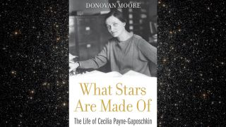"""What Stars Are Made Of"" by Donovan Moore."