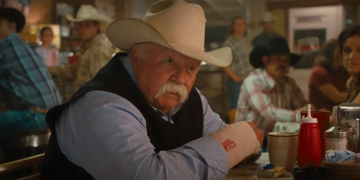 Wilford Brimley in Did you Hear About the Morgans? 2009