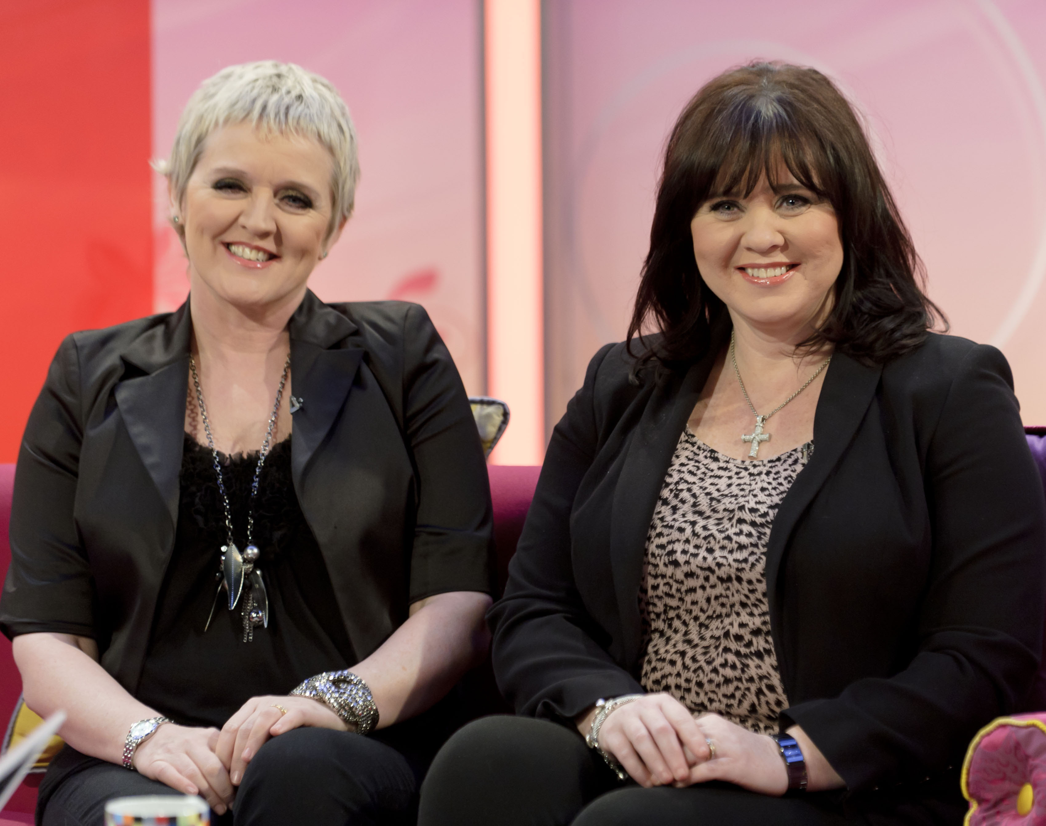Coleen Nolan admits her sister's health battles prompted her