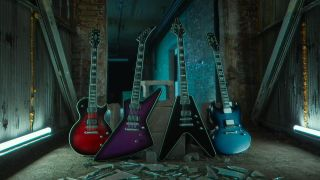 Epiphone Prophecy series