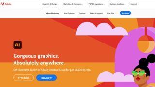 Download Illustrator - Adobe Illustrator's homepage