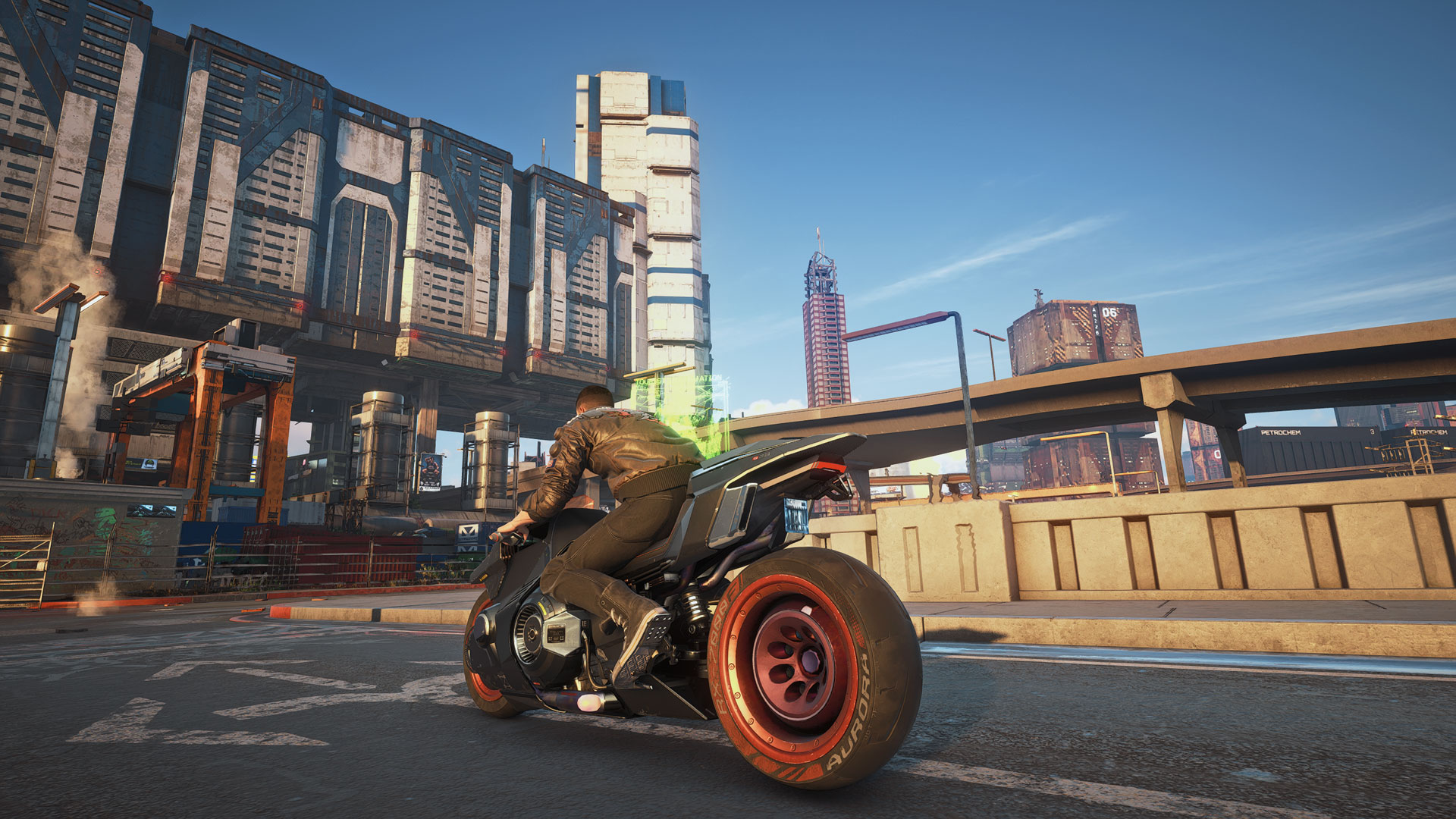 Cyberpunk 2077 dev CD Projekt Red hiring for a new open-world game