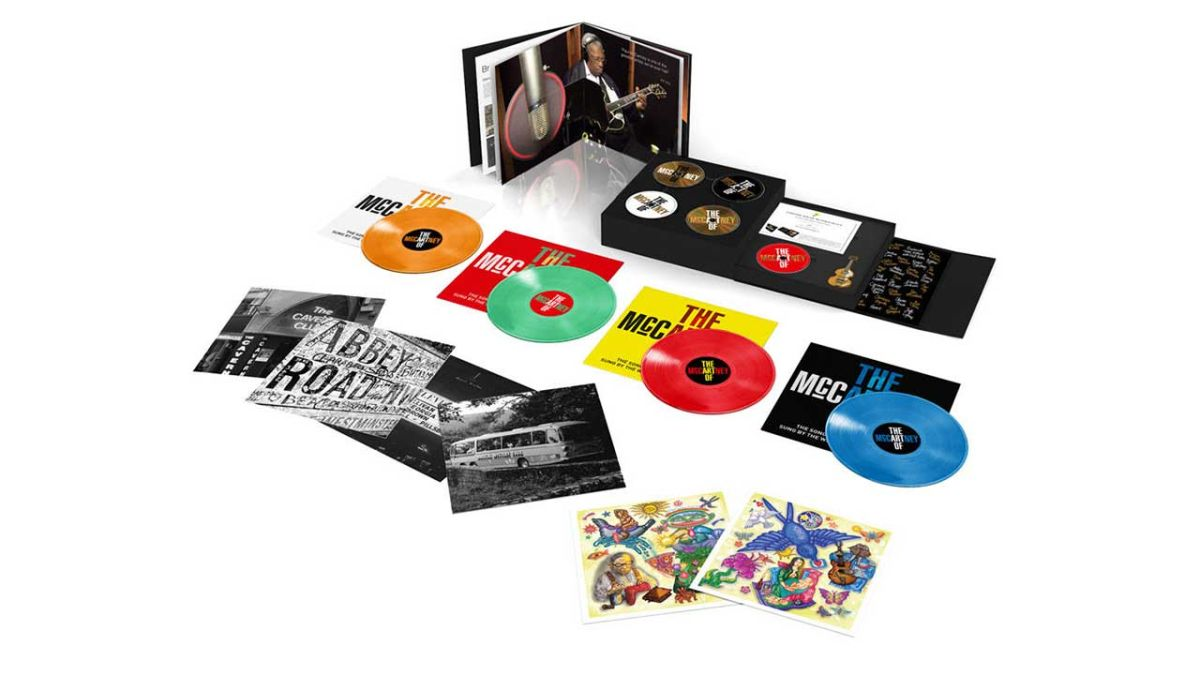 Deal alert: The Art Of McCartney massively reduced at Amazon
