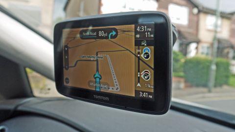 TomTom Go 520 review | TechRadar