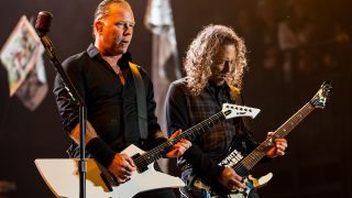 Metallica go back to March 2014 when they played a memorable set in Lima, Peru – the third show on their By Request tour