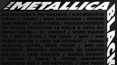 Album art of The Blacklist