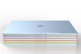 MacBook Air M2 colors