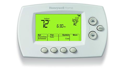 Honeywell RTH8580WF smart thermostat review
