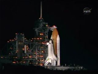 Space Shot Delayed: Weather Prevents Shuttle Discovery Launch