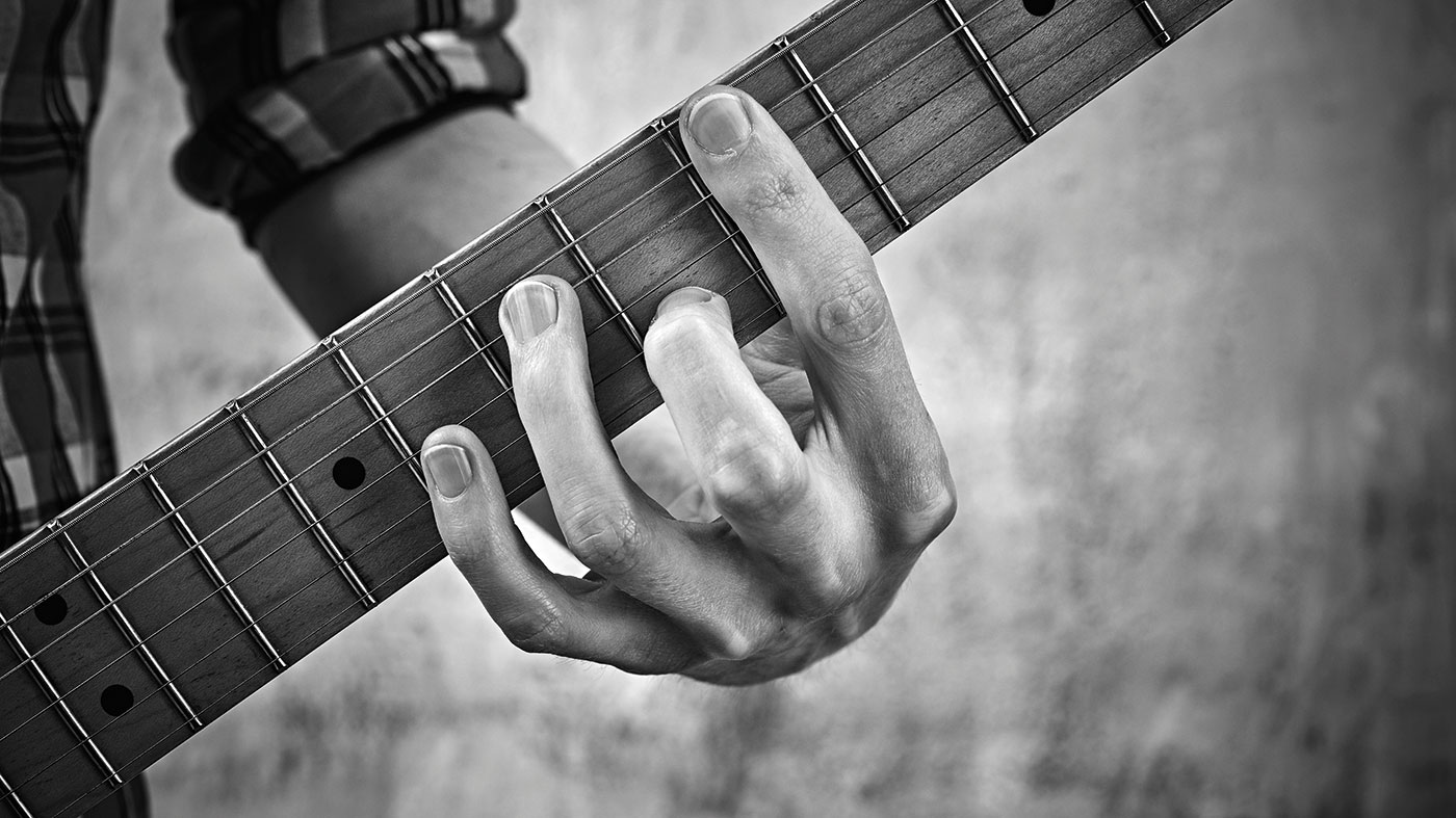 Nail better barre chords in 20 minutes with this easy guitar lesson