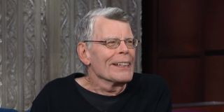 stephen king on the late show with stephen colbert