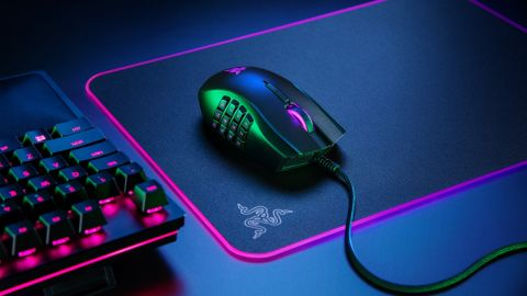 Razer Naga Left-Handed Edition gaming mouse review