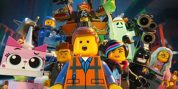 The Lego Movie 2 Sets