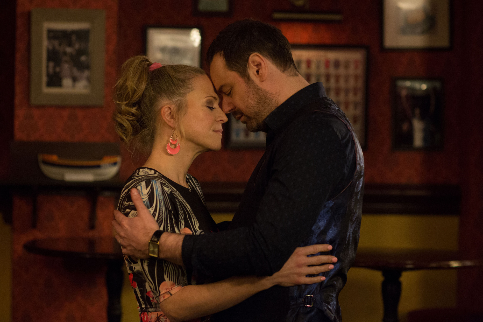 EastEnders spoilers: An emotional Mick and Linda Carter get ready to leave the Square!