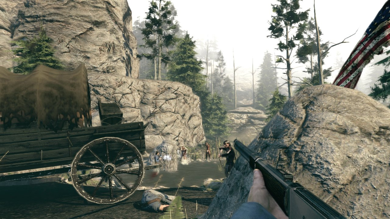 Call Of Juarez: Bound In Blood Map Pack Details And Screenshots #8719