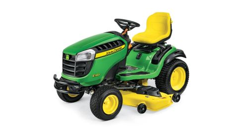John Deere E180 Lawn Tractor Review
