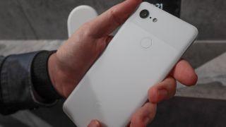 Google Pixel 3 battery