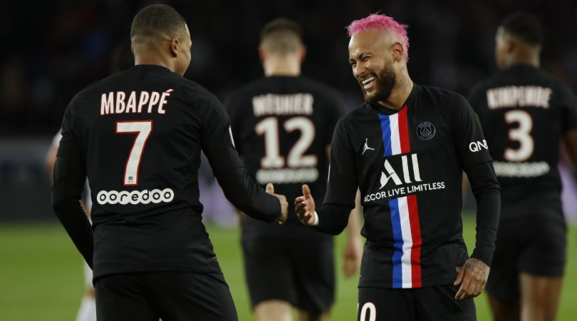 Psg To Make Kylian Mbappe Better Paid Than Neymar To Ward Off Real Madrid Fourfourtwo