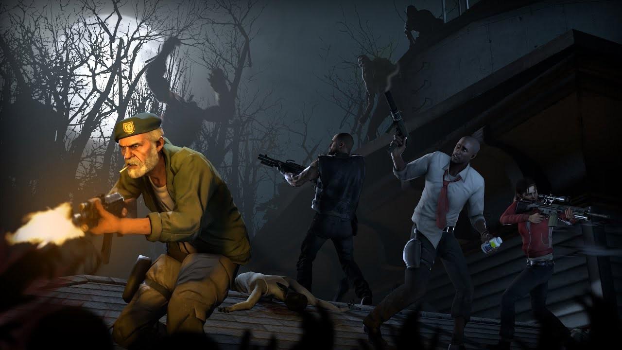 Games like Resident Evil - Left 4 Dead