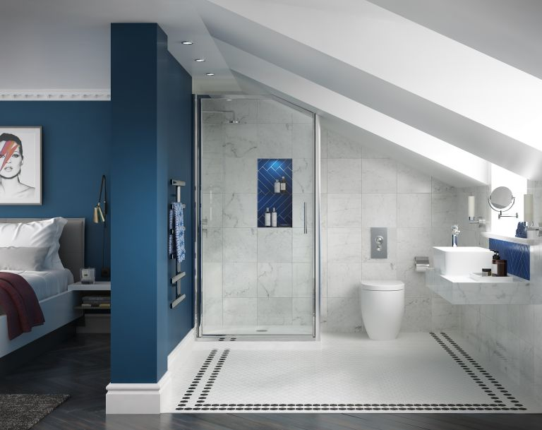 En Suite Bathrooms For Small: How To Add A Loft En Suite
