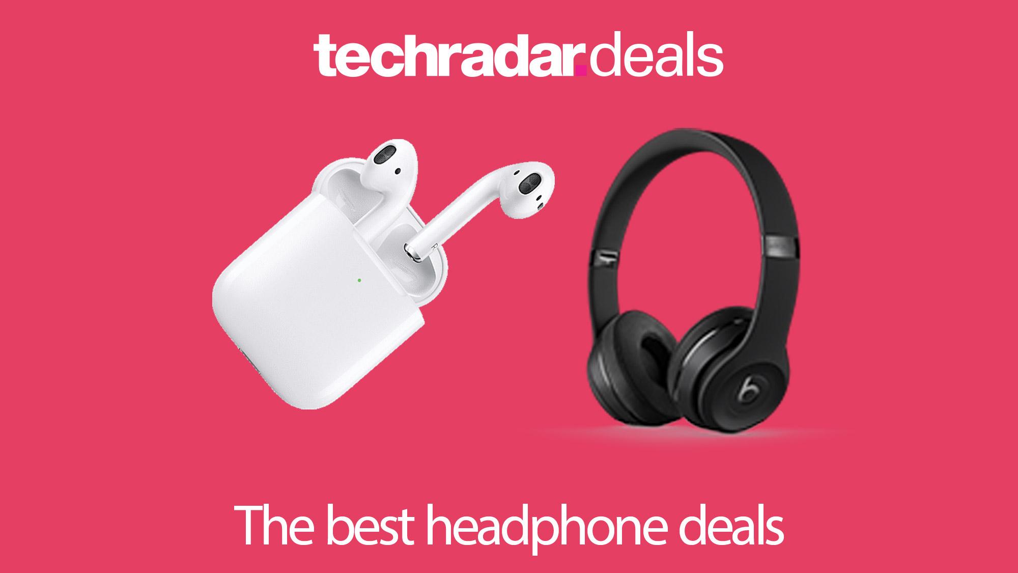 The Best Cheap Headphone Deals And Sales For September 2020 Techradar