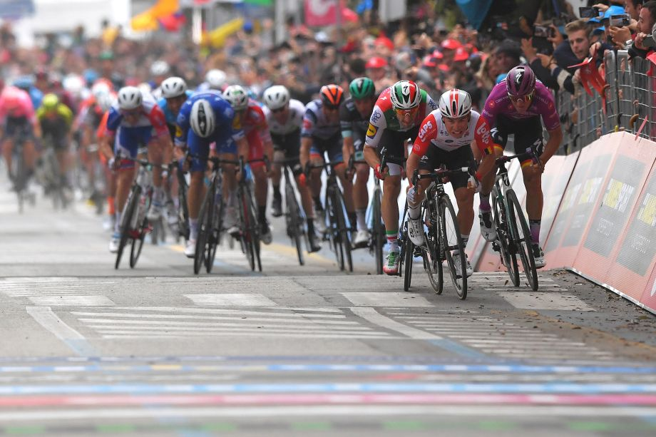 Could the Giro do more to stop sprinters leaving the race? Riders have their say